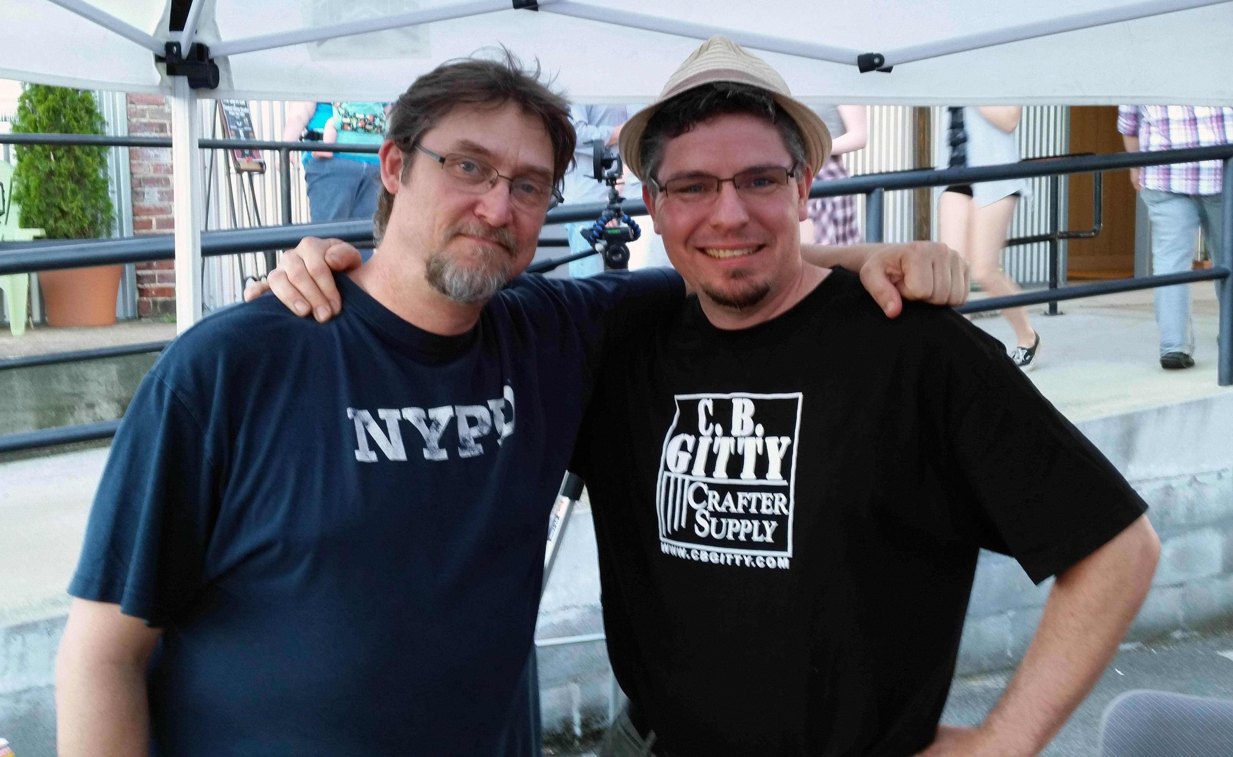 Bill Jehle & Gitty