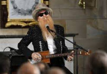 celebrity cigar box guitar gallery billy gibbons