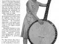 1930's Gibson bass banjo Ad
