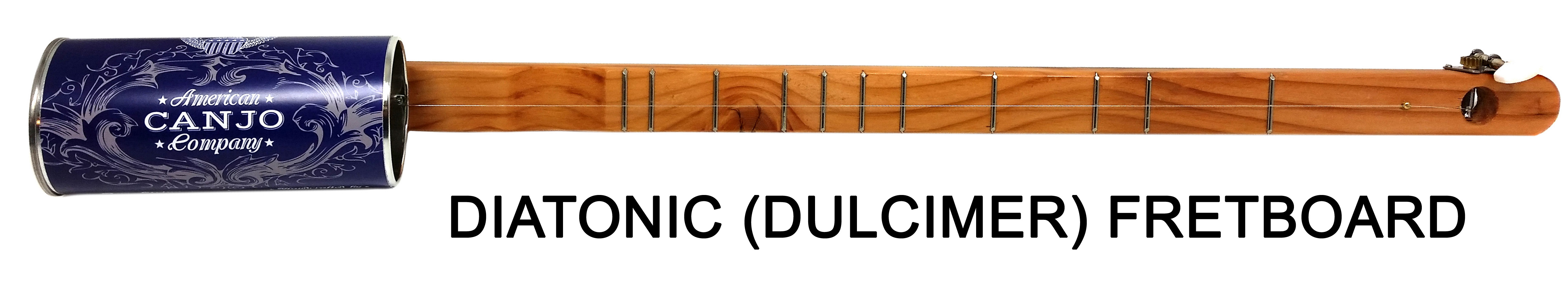 Diatonic (Dulcimer-Style) Fretting - What it is, How and Why to Use It