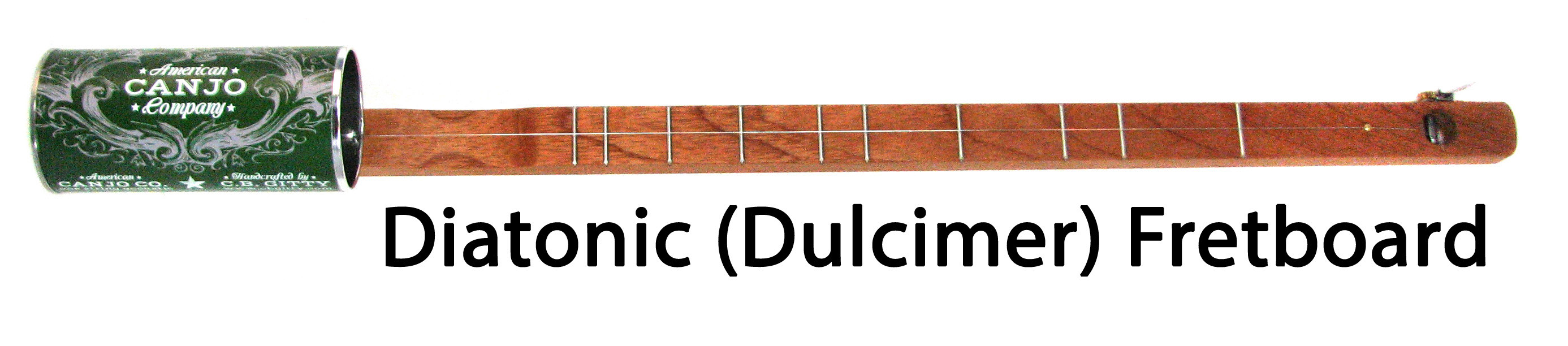 Diatonic Dulcimer Style Fretting What It Is How And Why To Use Ukulele Fretboard Diagram Now Different From Chromatic