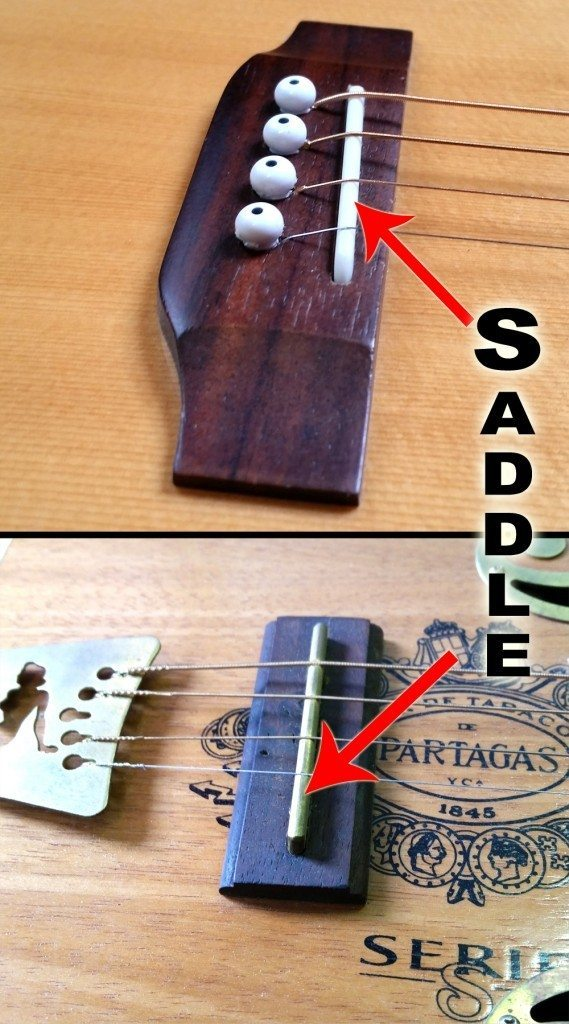Saddle Examples