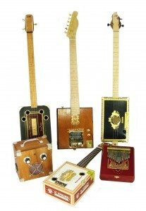Cigar Box Instruments