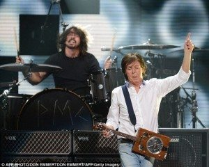 Paul McCartney CBG