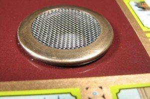 Cigar Box Guitar Sound Hole Grommet
