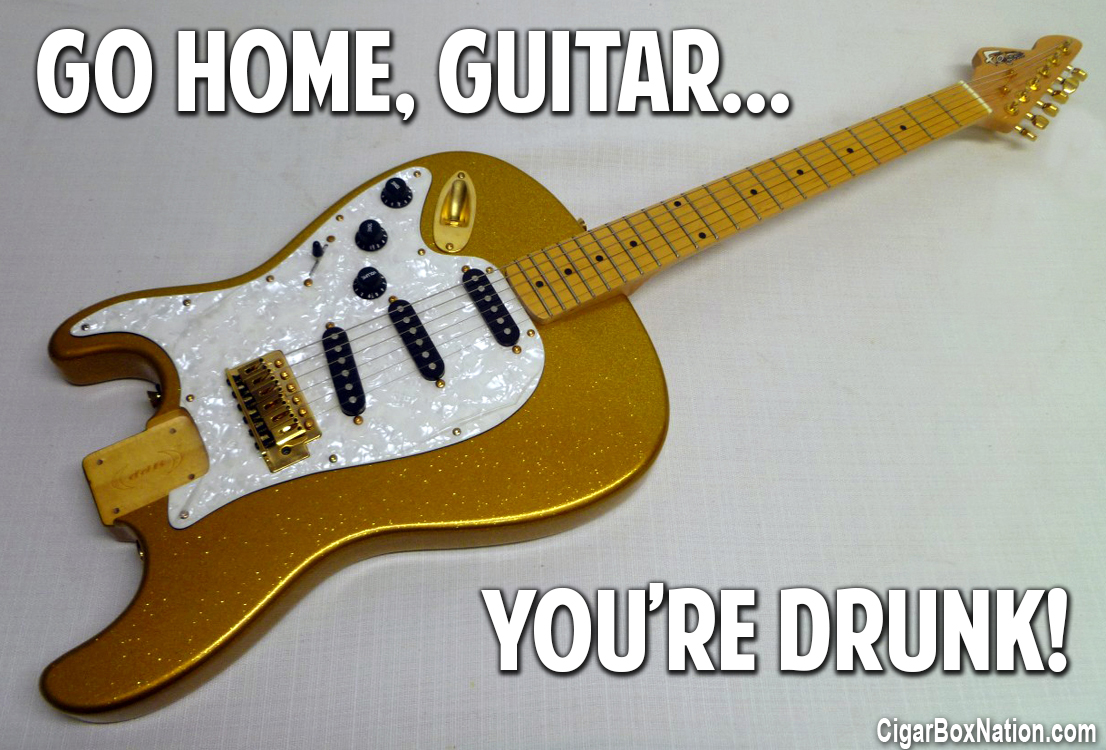 Guitar Memes Of The Week The How To Repository For The Cigar Box