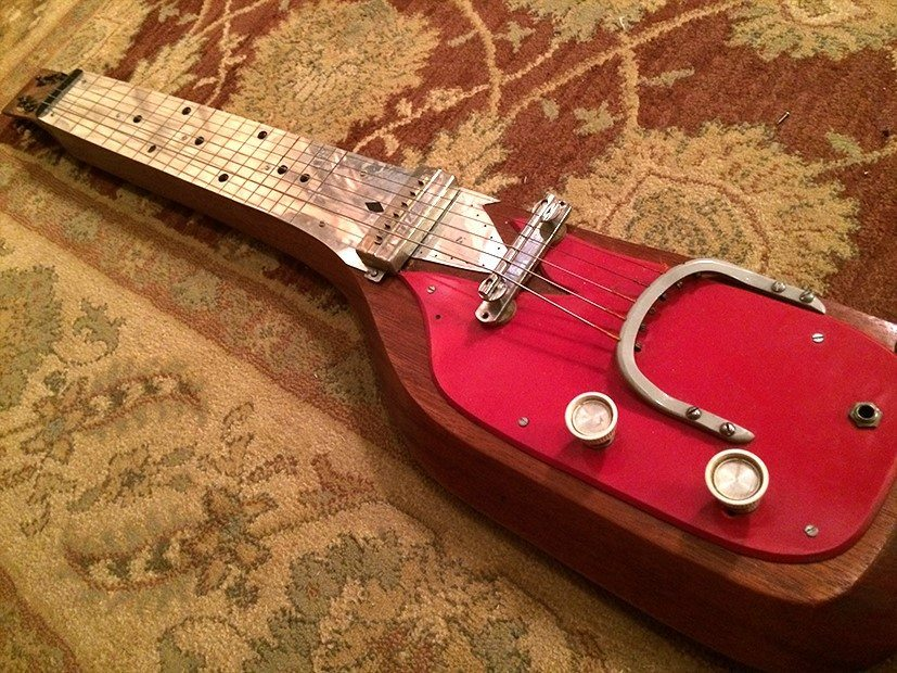 vintage homemade bass lap steel the legacy of our instruments the how to repository for. Black Bedroom Furniture Sets. Home Design Ideas