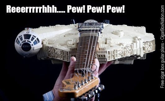 Star Wars Guitar Memes The Empire Strikes A Chord The How To