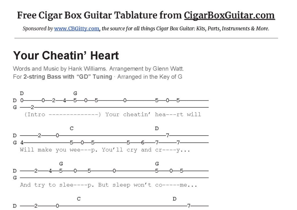 Cigar Box Guitars The How To Repository For The Cigar Box Guitar
